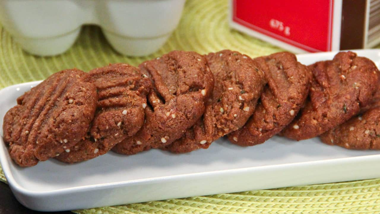 Afternoon Snack: Sleep Nut Cookies
