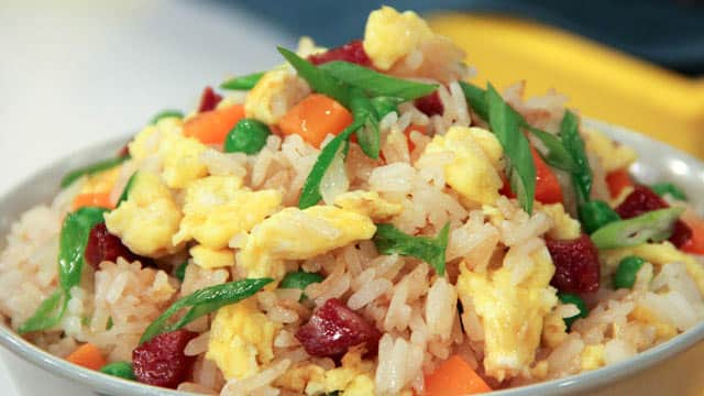 Foolproof Fried Rice by Chef Jonathan Collins