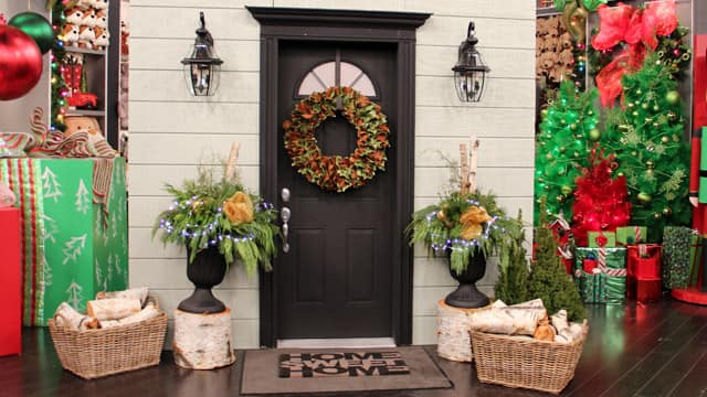 Jillian Harris Holiday Design Tips Steven And Chris