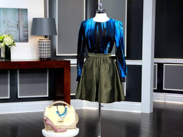 Three Ways to Wear: The Full Skirt