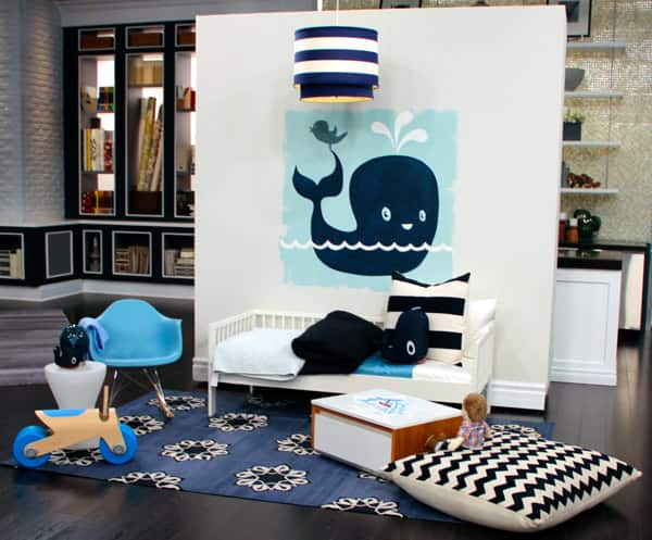 Get the Look: Cool Kids Space