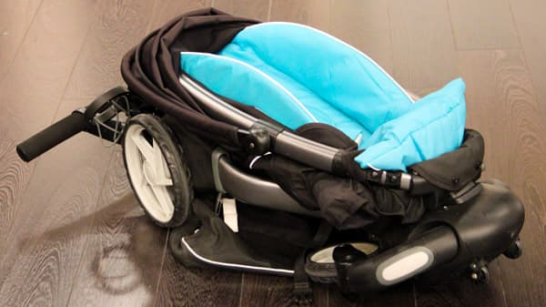 4moms Origami Stroller Review - Recommended Stroller | 337x600
