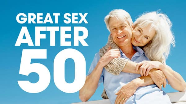 After 50 sexual health