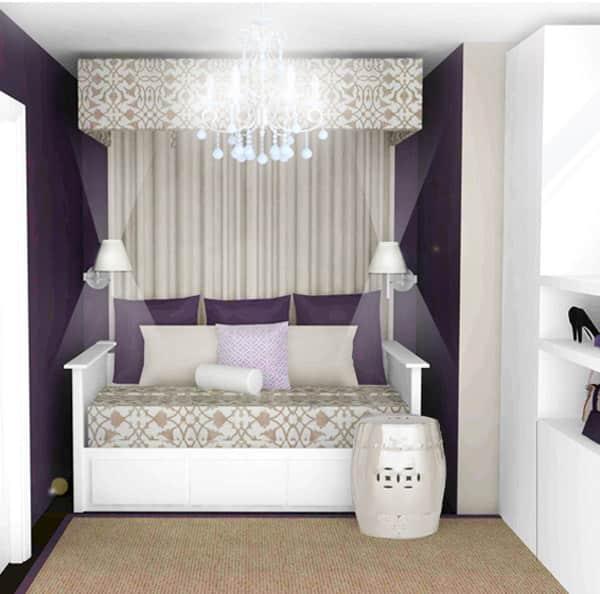Nursery Décor For The Grown Ups: Grow Up Your Girl's Room