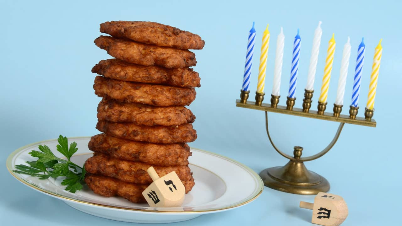 4d21aac6 Like most Jewish celebrations, there is a bevy of traditional food, games  and cultural touch points to mark the holiday. Here is our Hanukkah for  Beginners, ...