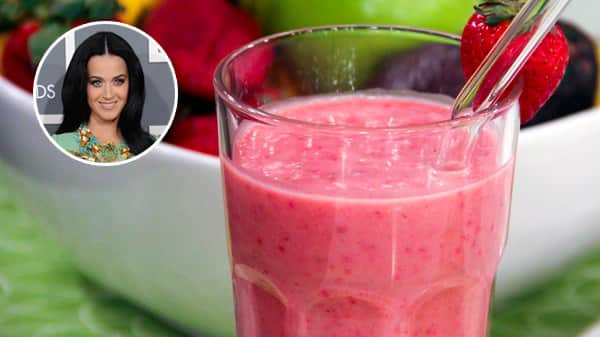 The Katy Perry Favourite: The PB&J Smoothie