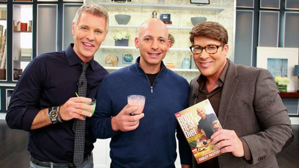 Harley Pasternak and Steven and Chris