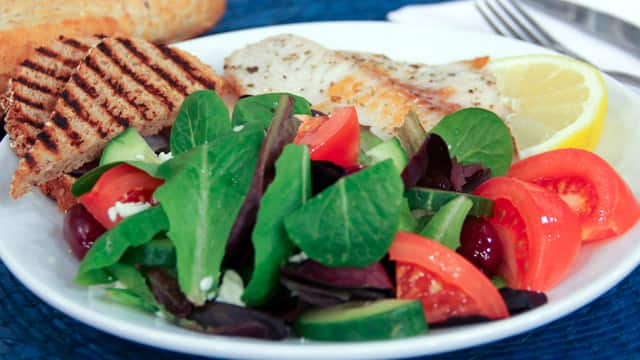 Healthy Food Secrets from Greece