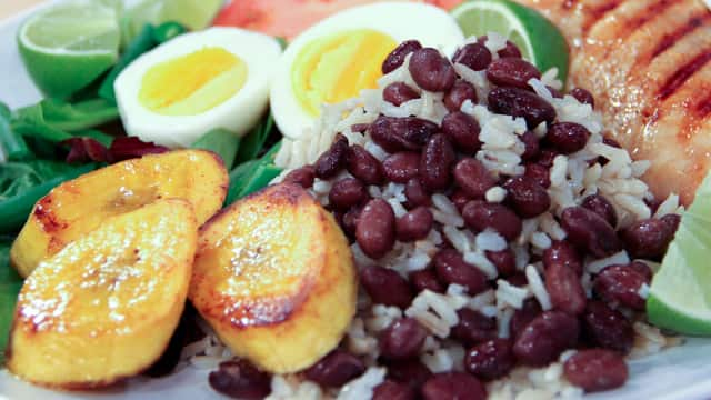 Heathy Food from Costa Rica