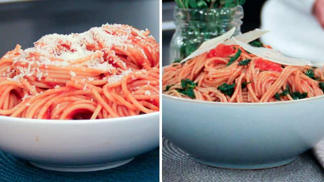 Top Hidden Sugar Foods: Spaghetti Sauce