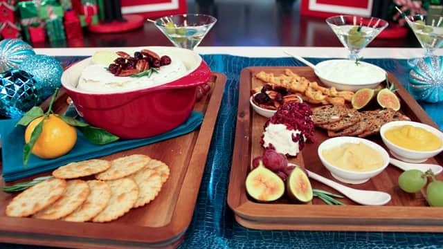 Eat This, Not That: Holiday Cheese Plate