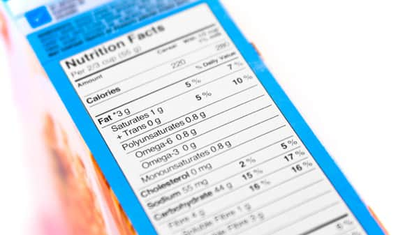How to Decode Food Labels