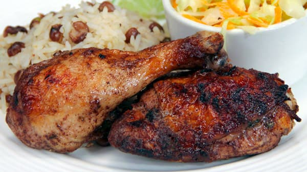 Jerk Chicken - Steven and Chris
