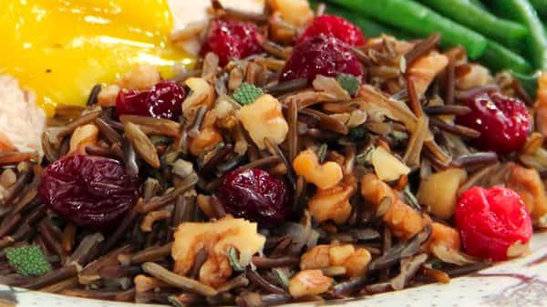 Joshna's Bejewelled Wild Rice