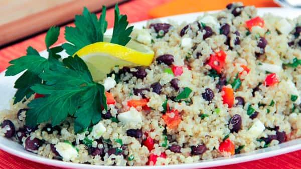 Joshna's Go-To Quinoa Salad