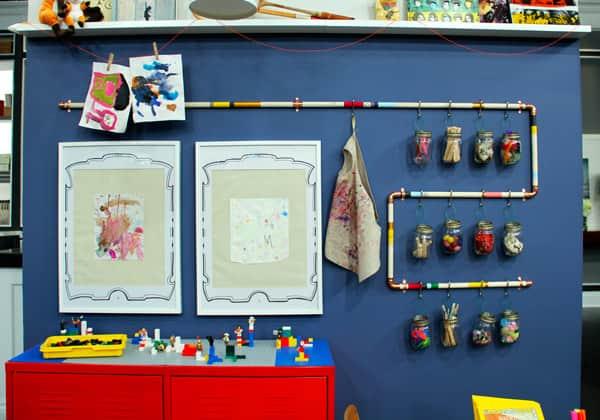 Kid Friendly Spaces