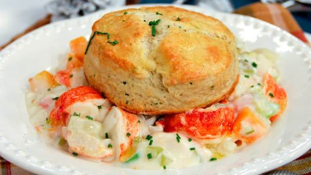 Lobster Pot Pie by Chef Lynn Crawford