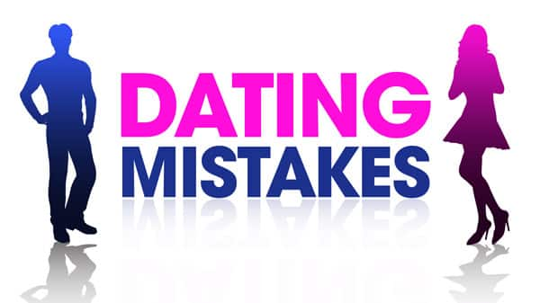 Recovering from dating mistakes