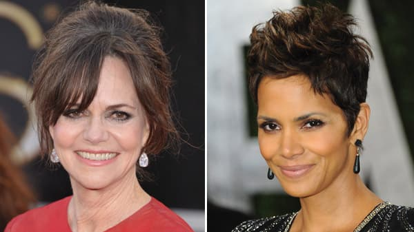 Mature Beauty: Sally Field, Halle Berry