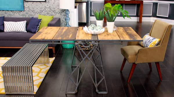 Maximize Style in a Small Space