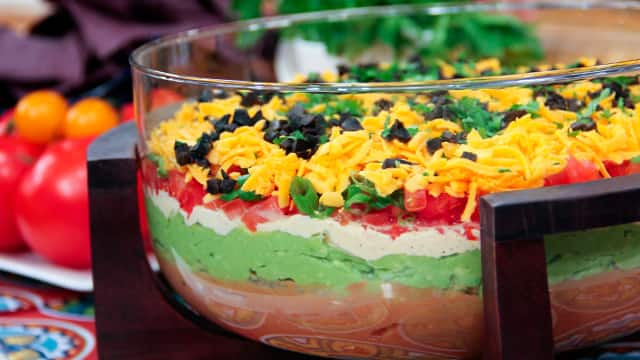 Melody Thomas Scott's 5 Layer Mexican Dip