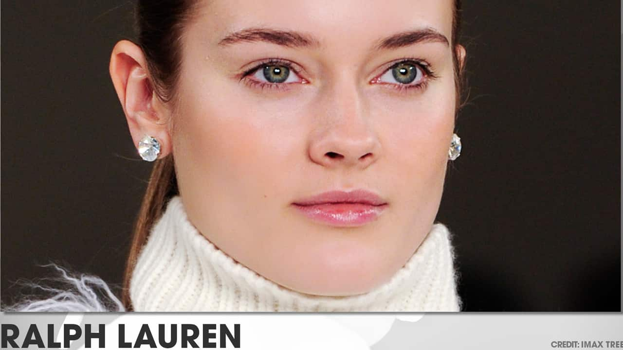 how to make makeup look less powdery
