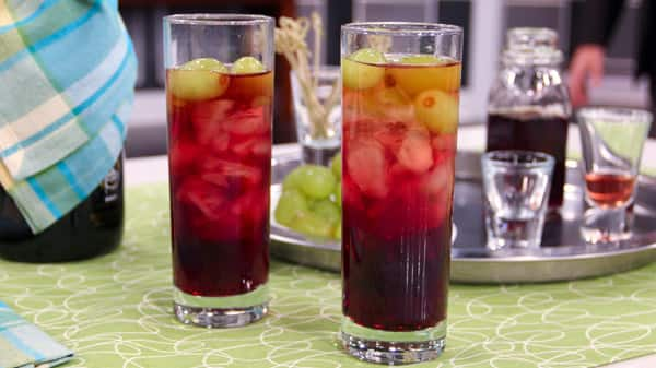 how to make grape juice in tamil