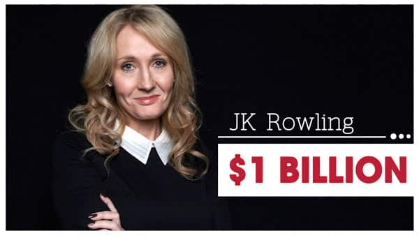 Money Lessons from J.K. Rowling