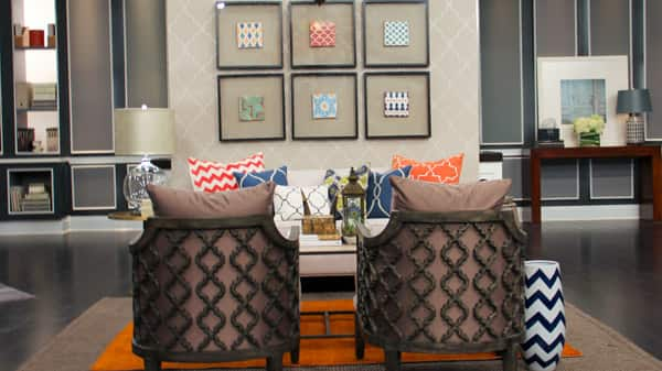 Five Steps to a Moroccan-Inspired Living Room - Steven and Chris