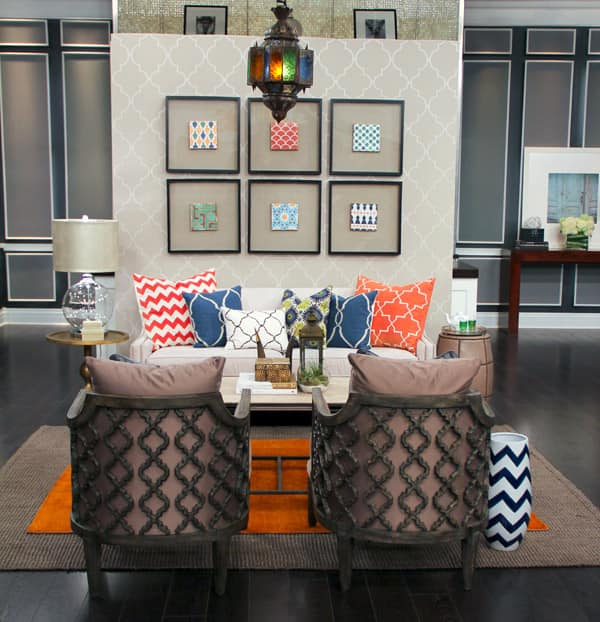 Five Steps To A Moroccan Inspired Living Room Steven And