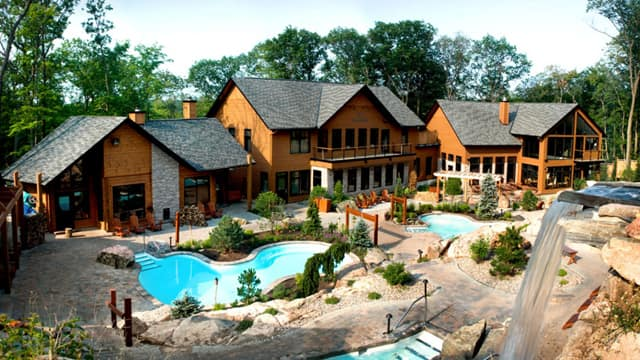 Nordik Spa-Nature, Gatineau Park, Quebec