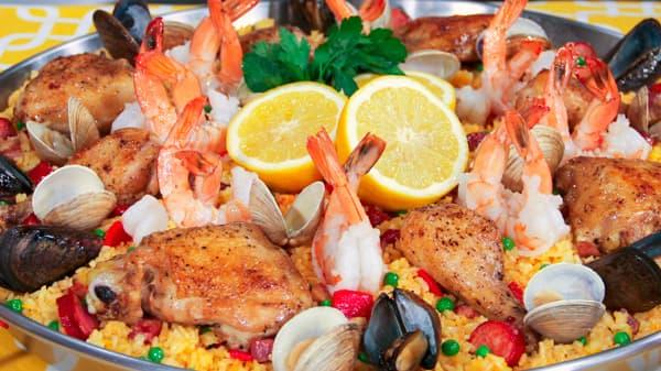 Chef Lynn Crawford's Paella