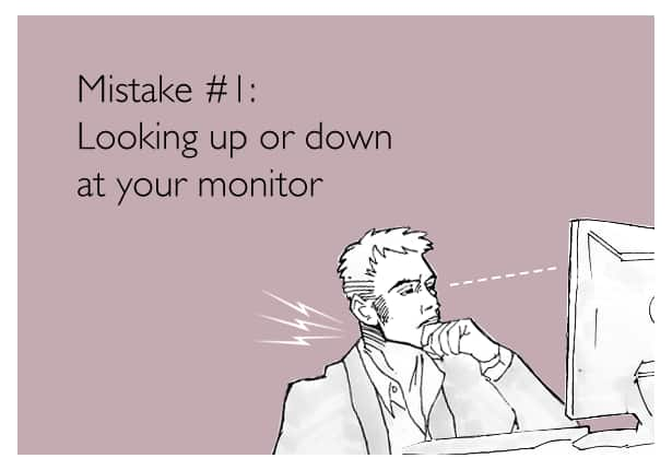 6 Common Posture Mistake By Women And How To Correct Them
