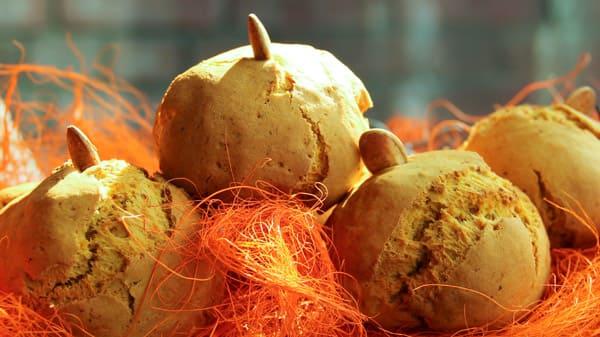 Pumpkin Tangerine Cookies