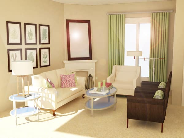 Decorate Your Condo Living Area - Steven and Chris