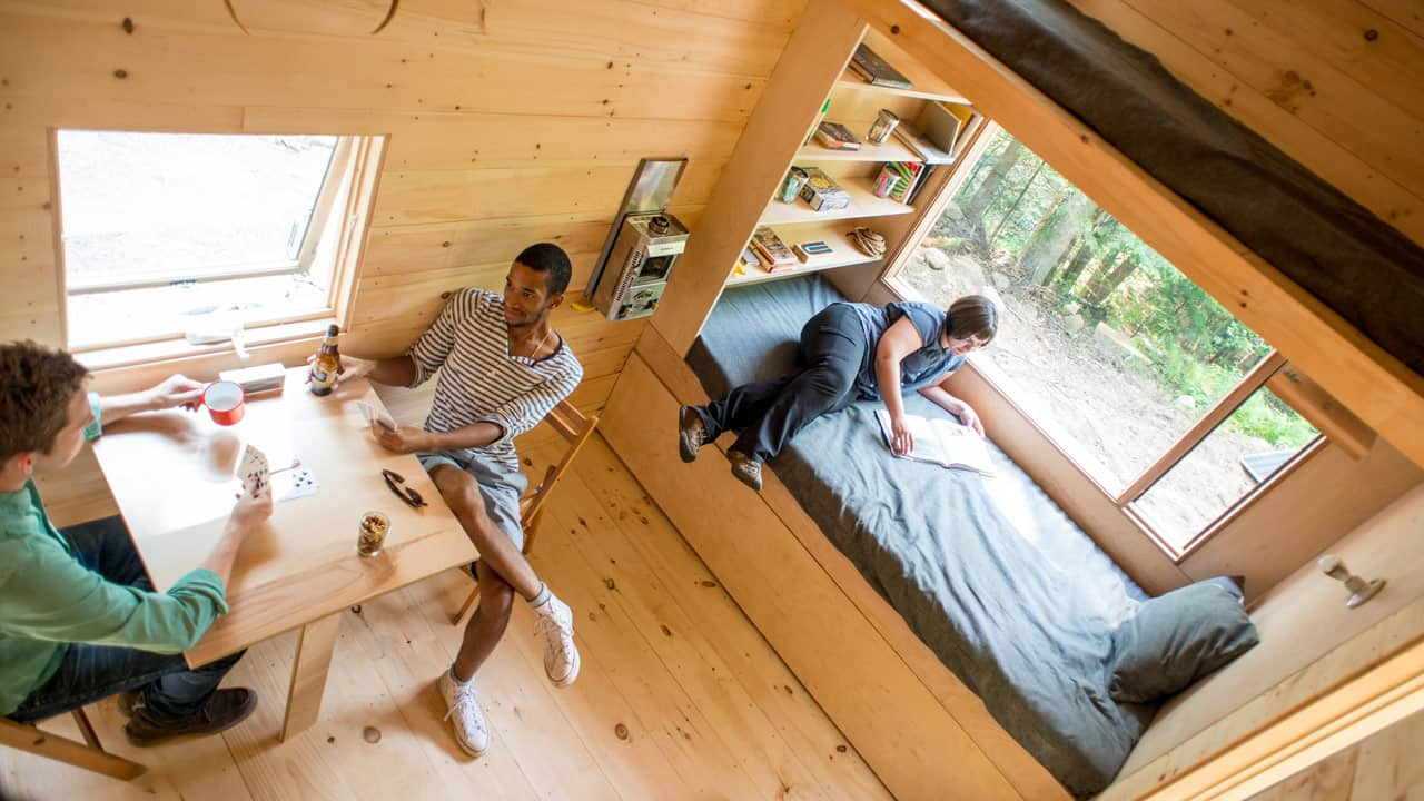 Ever wonder what its like to live in a tiny home if youve been inspired by our tiny home tuesday stories but arent ready to dive into the tiny home