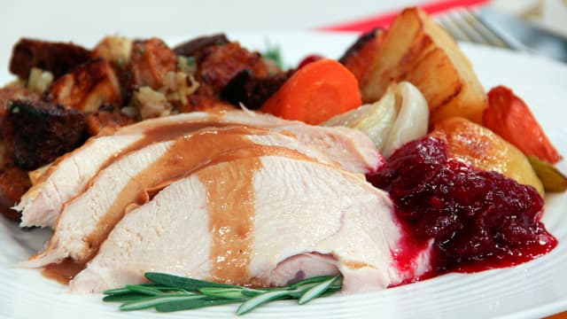 Roasted Turkey with Herbes de Provence by Chef Jonathan Collins