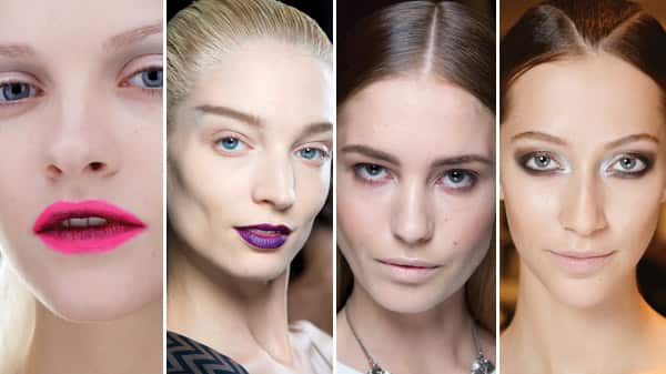 Runway Beauty Trend: Ombre and Nude Lips