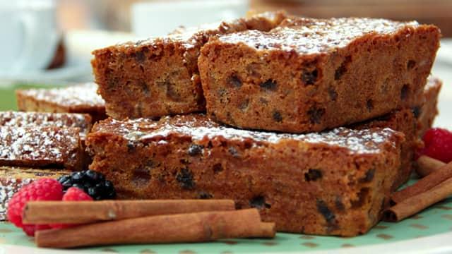 Seven Day Fruitcake by Chef Kyla Eaglesham