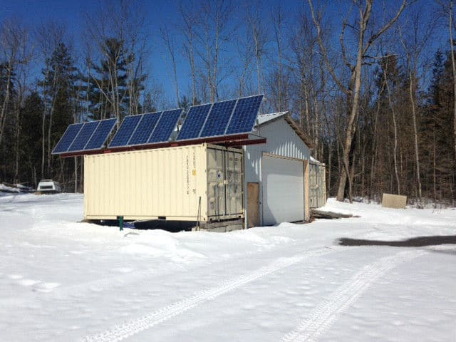 Ottawa Man S Ad To Sell Shipping Container Home Goes Viral