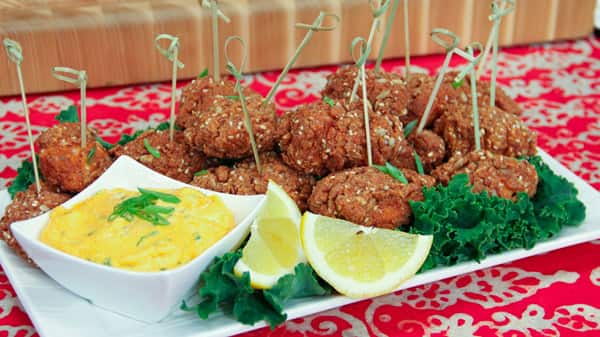 Super Seedy Chicken Bites
