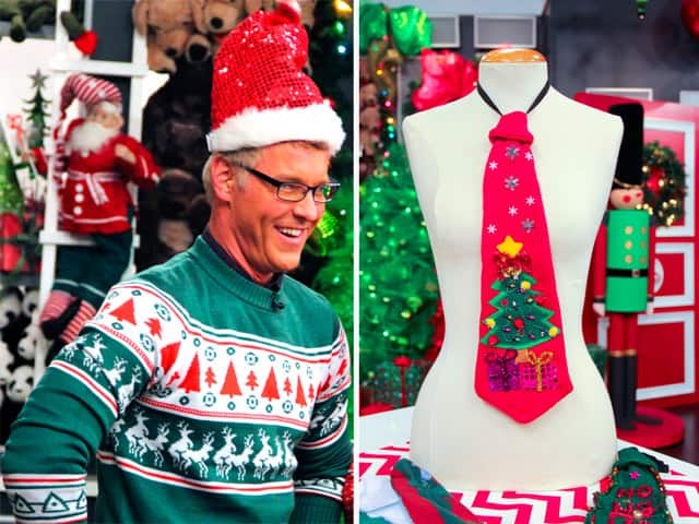 Wacky Holiday Gifts - Steven and Chris