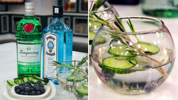 Middle-End Gin and Classic Gin and Tonic
