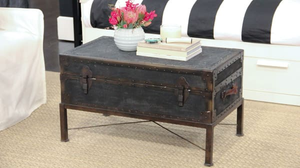 The everything room does it all steven and chris for Homesense coffee table