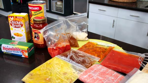 Three Great Uses for Freezer Bags
