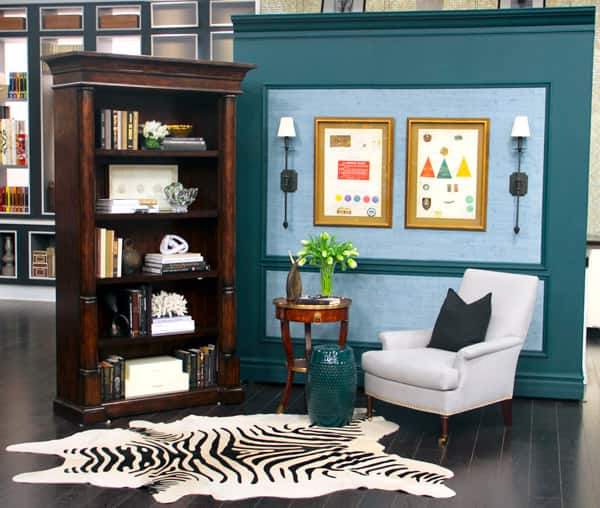 Tommy Smythe's Cozy Reading Nook