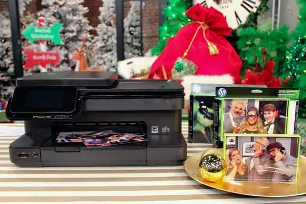 HP Photosmart 7520 Printer