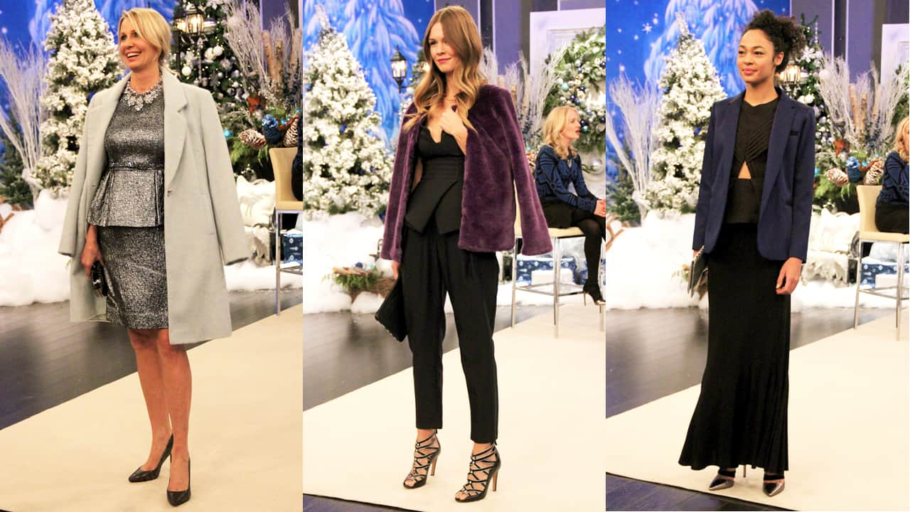 993574ce Want to ring in the New Year with a hot, new outfit, but don't know where  to start? Winners fashion expert Sarah Smithers shows us how to achieve ...