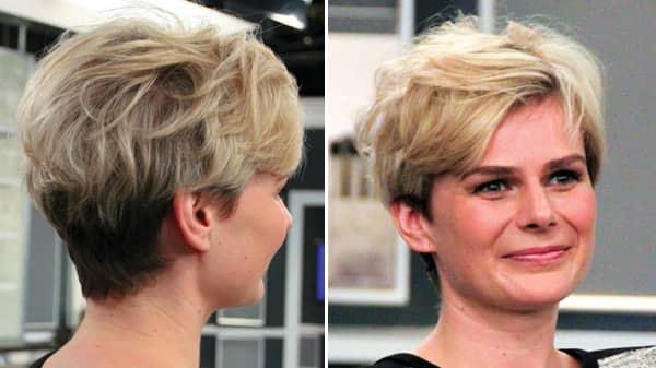 Trendy Tresses: Short Hair