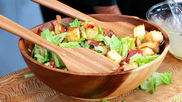 Ultimate Caesar Salad